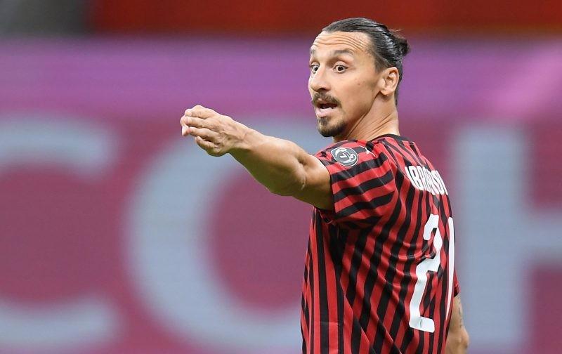 Pioli explains half-time Ibrahimovic substitution in Milan's Europa League win - Bóng Đá