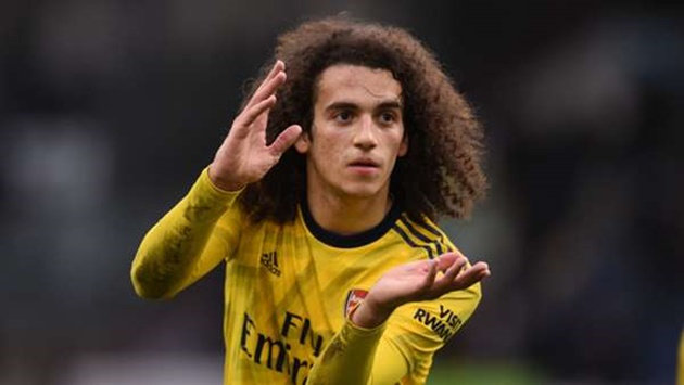 'They told me good things' - Advice from Ozil and Leno pushed Guendouzi to join Hertha from Arsenal - Bóng Đá