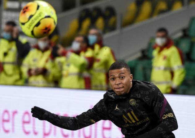Ảnh sau trận PSG - Bóng Đá