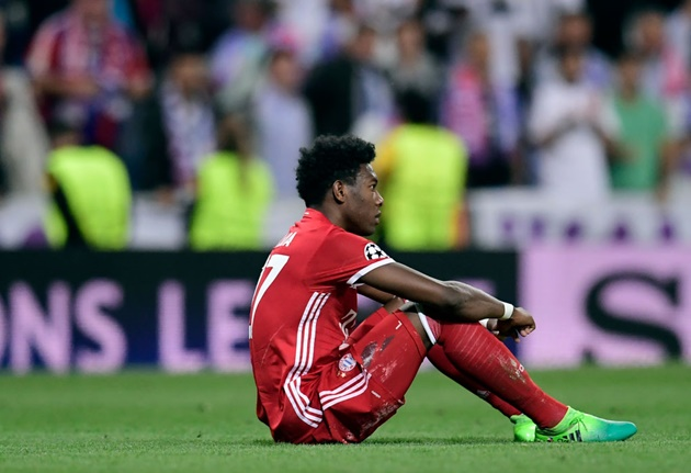 Alaba 'disappointed and upset' with Bayern Munich as contract stand-off continues - Bóng Đá