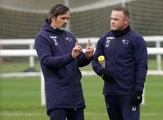 Rooney takes interim charge at Derby - Bóng Đá