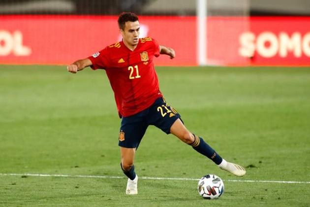 Combined XI: Spain vs. Germany - Bóng Đá