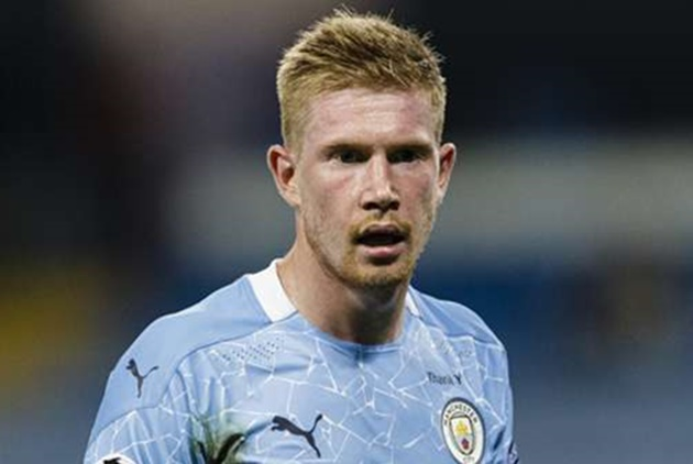 De Bruyne representing himself in Man City extension talks - Bóng Đá