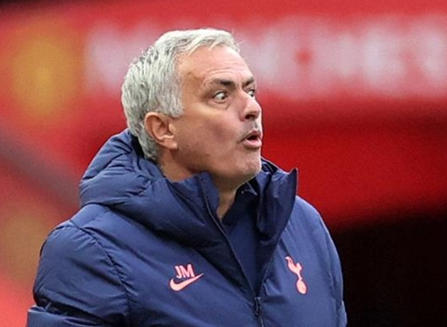 'I WILL NEVER ACCEPT': MOURINHO MAKES IT CLEAR WHAT HE WON'T ACCEPT AS TOTTENHAM BOSS - Bóng Đá