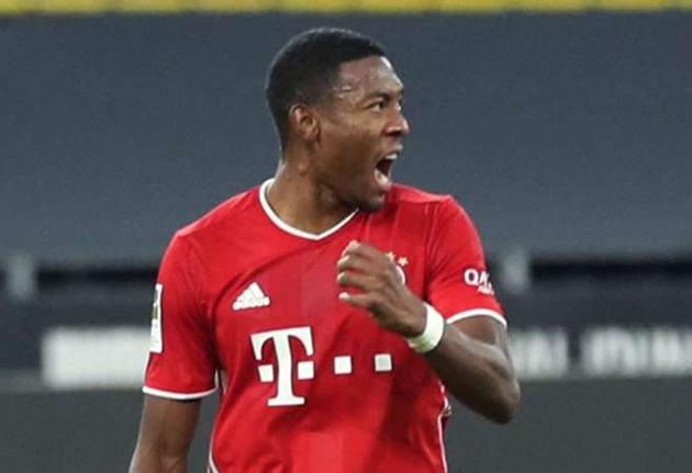 Alaba should 'take responsibility' in Bayern Munich contract saga, says Flick - Bóng Đá