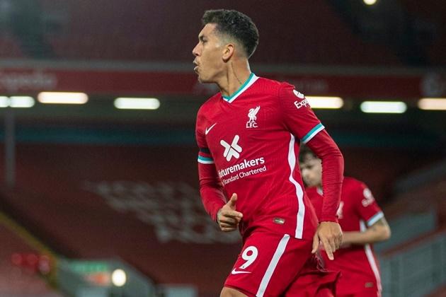 Liverpool boss Jurgen Klopp says criticism of Roberto Firmino is 'ridiculous' - Bóng Đá
