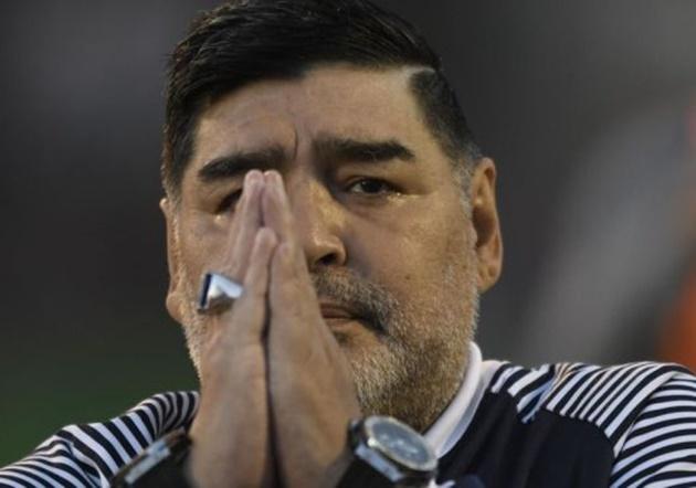 Diego Maradona's tragic final words before his fatal heart attack - Bóng Đá