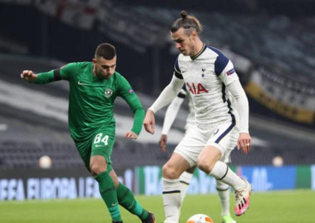 Ảnh Tottenham thắng - Bóng Đá