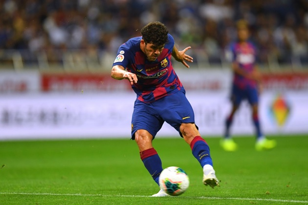 'I'd stay at Barcelona for life if it was up to me!' - Alena eager to remain at Camp Nou amid Real Betis rumours - Bóng Đá