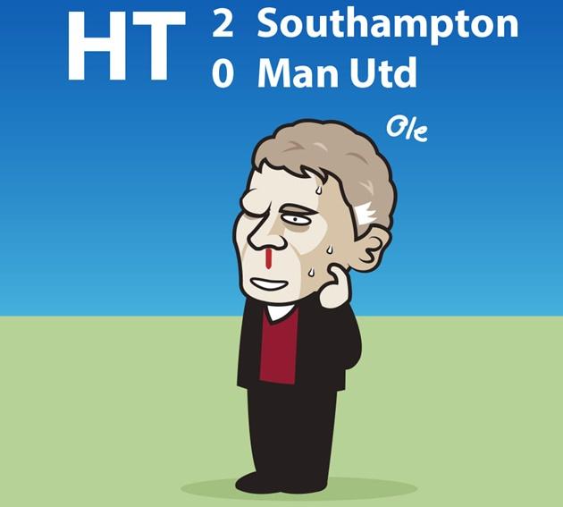 Cười té khói với loạt ảnh chế vòng 10 Premier League - Bóng Đá