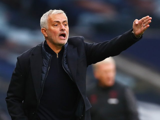 Chelsea boss Frank Lampard rubbishes Jose Mourinho's claim that Spurs are 'just a pony' in title race   - Bóng Đá