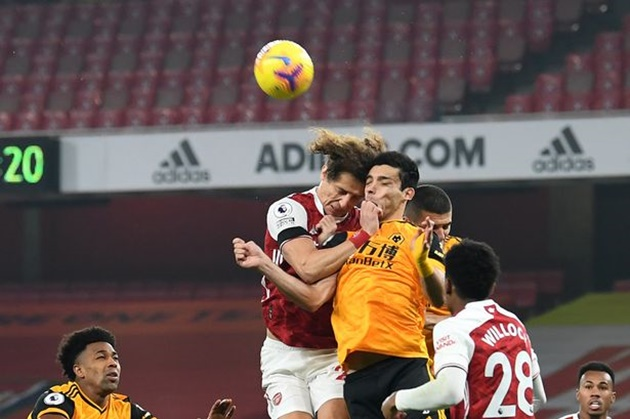 Wolves star Raul Jimenez speaks out for first time after fracturing skull against Arsenal - Bóng Đá
