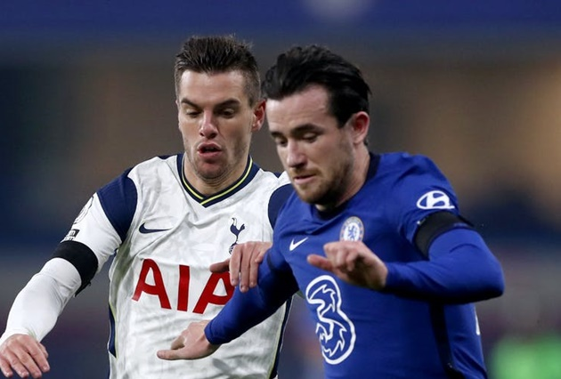 Tottenham boss Jose Mourinho 'shocked' Reece James and Ben Chilwell during Chelsea clash - Bóng Đá