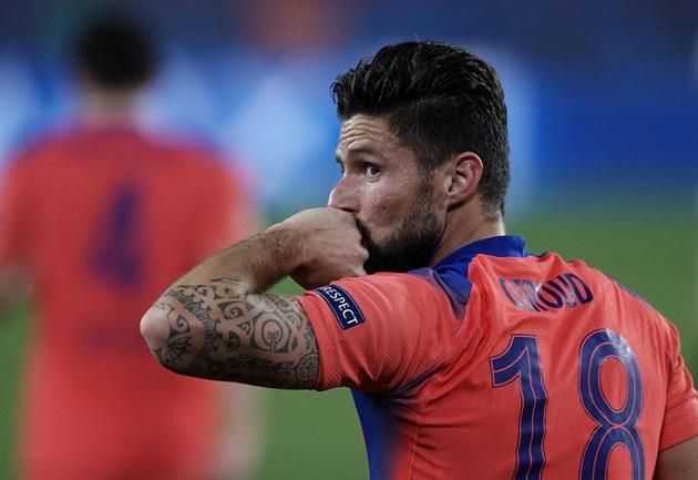 Frank Lampard lavishes praise on Olivier Giroud - Bóng Đá