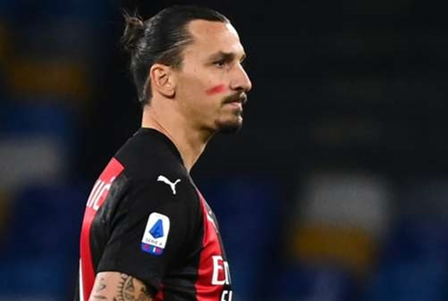 AC Milan star Ibrahimovic decided to retire in the summer, only to change his mind - Bóng Đá