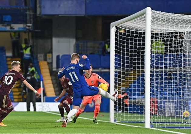 Olivier Giroud reacts to Timo Werner 'denying him a second goal' in Chelsea win - Bóng Đá