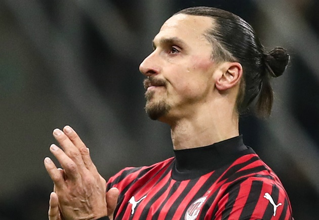 AC Milan yet to hold Ibrahimovic talks - sporting director Ricky Massara said - Bóng Đá