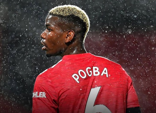 Manchester United name shockingly low asking price for Paul Pogba in January window - Bóng Đá