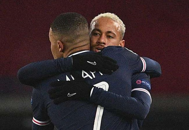 'His heart is very big' - Tuchel hails Neymar for giving Mbappe penalty - Bóng Đá
