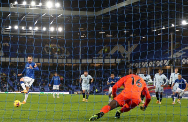 Mendy mắc sai lầm, Chelsea đen đủi ôm hận tại Goodison Parrk - Bóng Đá
