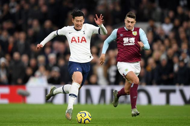 Jose Mourinho reacts to Heung-min Son winning the Puskas award - Bóng Đá