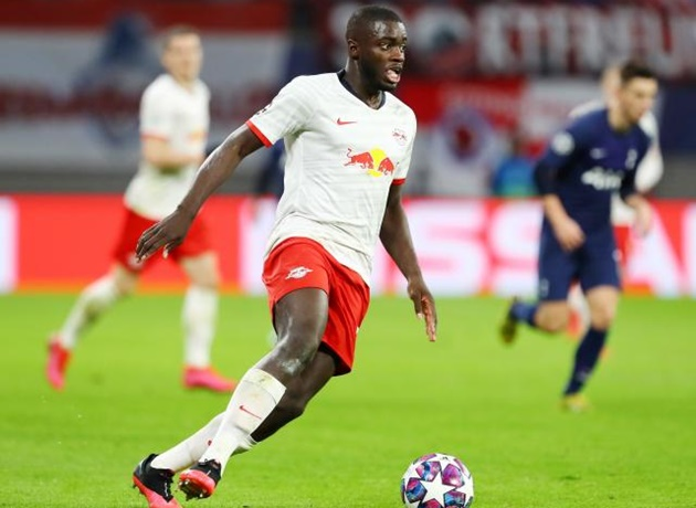 Bargains that joins RB Leipzig from RB Salzburg - Bóng Đá