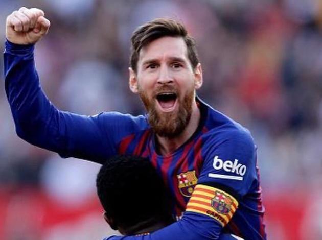 Messi san bằng kỷ lục, Pele nói ngay 1 điều