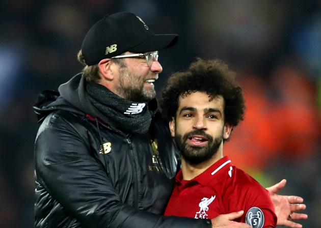 Klopp on Salah future: Liverpool can't force players to stay - Bóng Đá