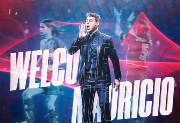 PSG welcome Mauricio Pochettino - Bóng Đá