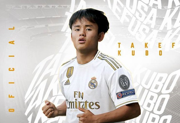 Kubo gets his wish as Real Madrid wonderkid joins Getafe on loan after unhappy Villarreal spell - Bóng Đá