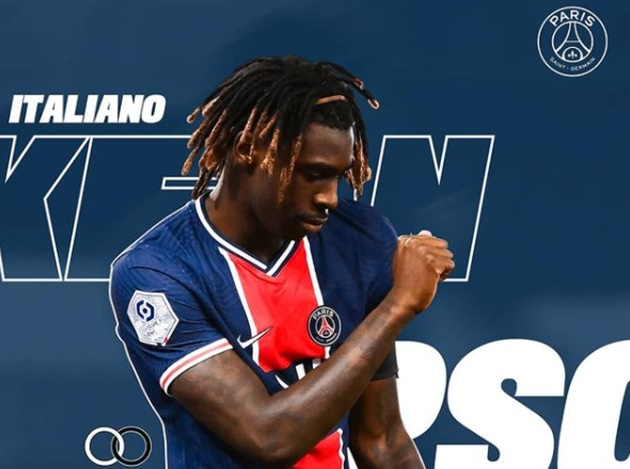 Everton open to letting Kean join PSG permanently, says Ancelotti - Bóng Đá