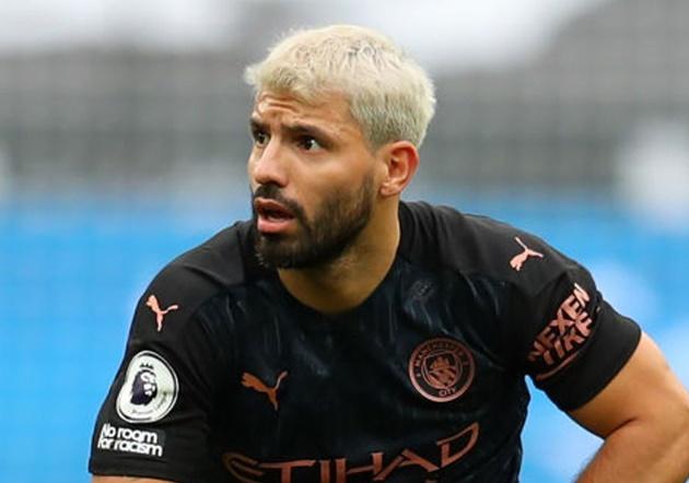Man City coach Pep Guardiola explains Sergio Aguero absence vs Birmingham - Bóng Đá