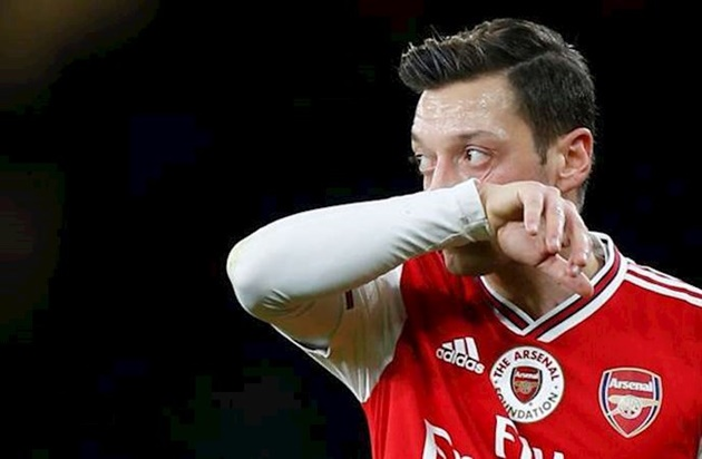 Fenerbahce president speaks out on 'dream' move for Arsenal midfielder Mesut Ozil   - Bóng Đá