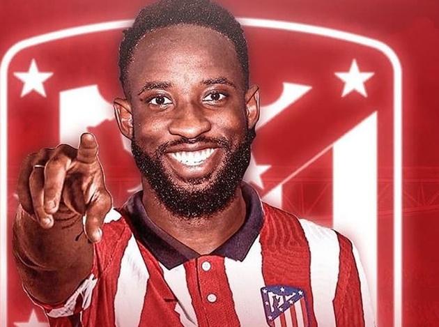 Dembele joins Atletico - Bóng Đá