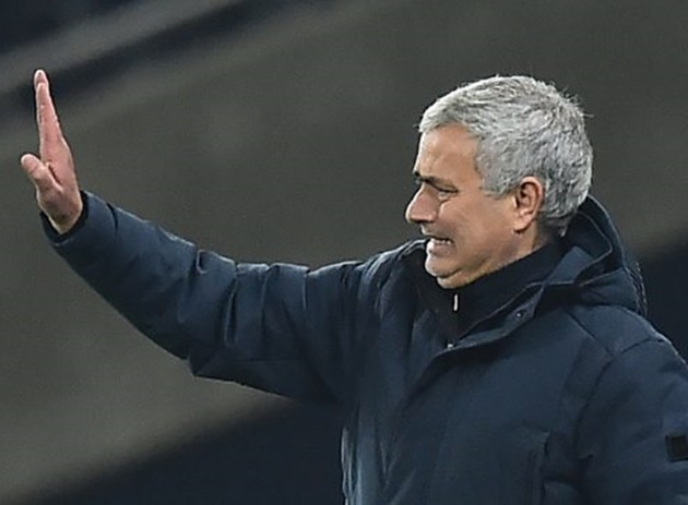 "Mourinho: ""I have to admit in the second half Fulham played more"