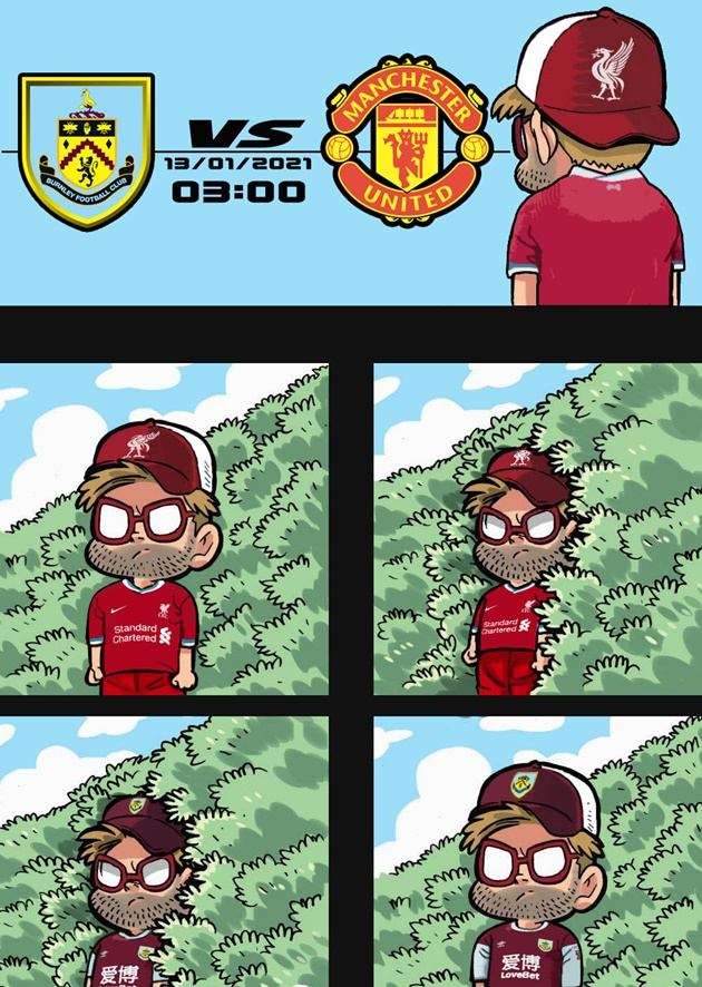 Worldcup888 news: Cười té khói với loạt ảnh chế vòng 18 Premier League