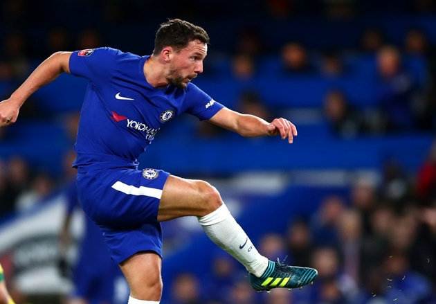 Lampard: Drinkwater just needs to play football again after series of off-field issues - Bóng Đá