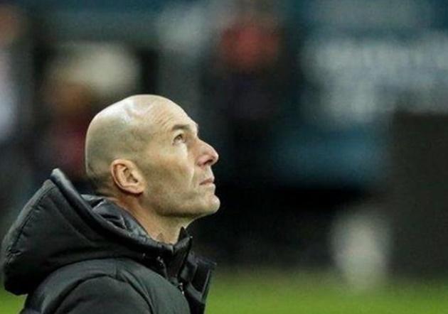Real Madrid coach Zidane tests positive for COVID-19 - Bóng Đá
