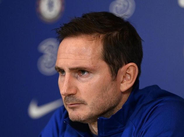 Jose Mourinho refuses to back Frank Lampard after Chelsea sack rumours - Bóng Đá