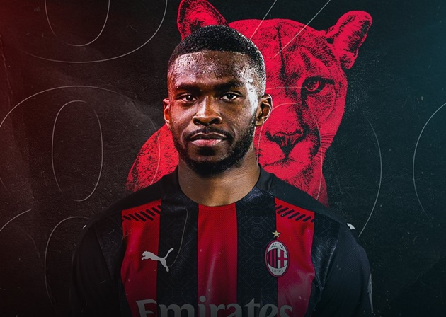 AC Milan sign Tomori on loan from Chelsea with £26m option to buy - Bóng Đá