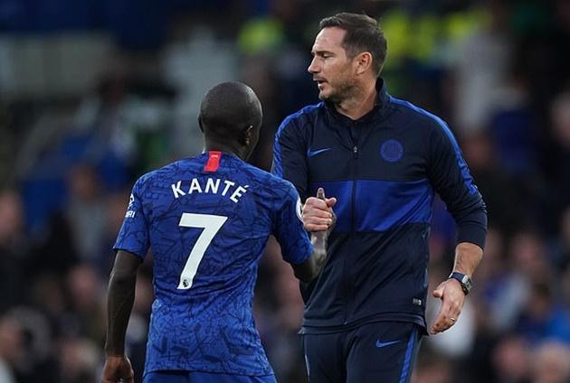 10 cầu thủ Lampard dùng nhiều nhất tại Chelsea - Bóng Đá