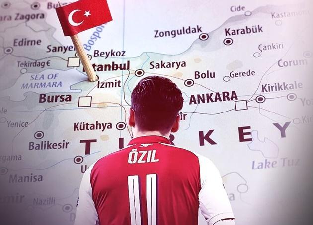 Cười té khói với loạt ảnh chế Ozil chia tay Arsenal - Bóng Đá