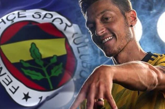 Ozil chooses shirt number to honor his hometown - Bóng Đá