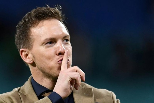 'There are definitely worse things to read' - Nagelsmann flattered by Real Madrid links - Bóng Đá