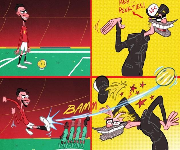 Cười té khói với loạt ảnh chế vòng 3 FA Cup - Bóng Đá