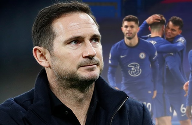 'Disappointed' Frank Lampard breaks silence after being sacked by Chelsea - Bóng Đá