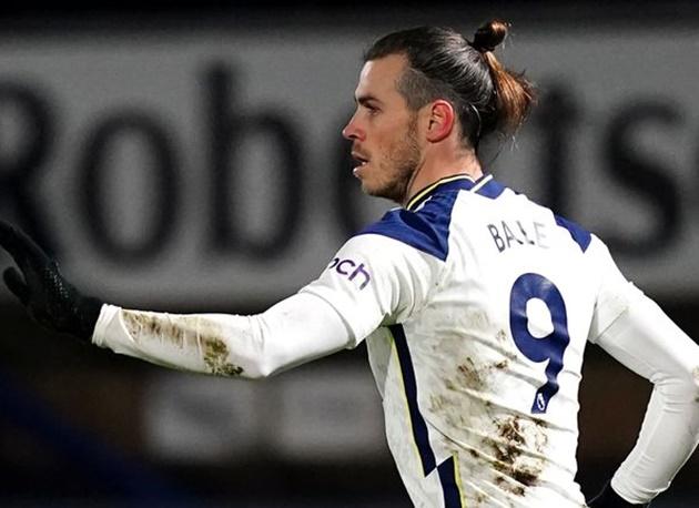 Jose Mourinho praises Gareth Bale for scoring equaliser - Bóng Đá