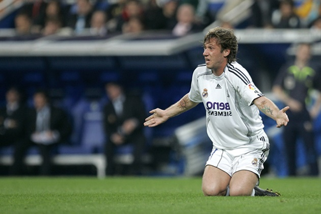 Antonio Cassano reveals he piled on 14 kilos in seven months at Real Madrid... - Bóng Đá