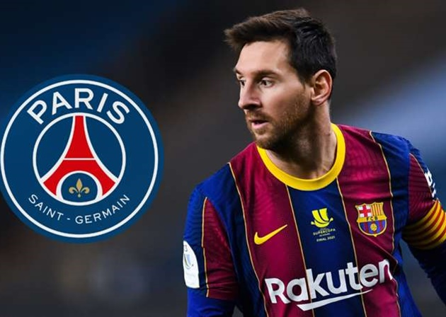 Laporta: Maybe PSG can sign Messi if they keep breaking Financial Fair Play rules - Bóng Đá