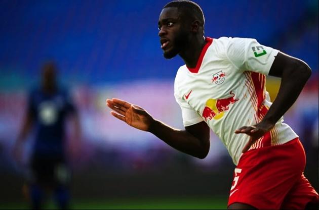 Bayern Munich confirm 'good meeting' with Upamecano's agents - Bóng Đá